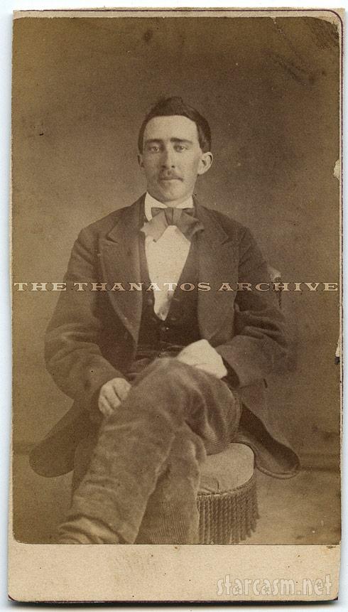 Nicolas Cage vintage vampire photo from the Civil War era on eBay