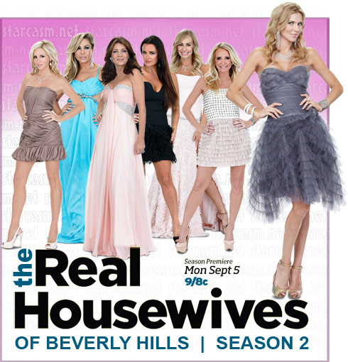 Brandi Glanville promo shot as part of The Real Hosuewives of Beverly Hills cast