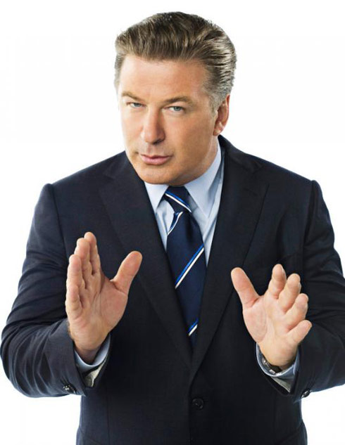Alec Baldwin 30 Rock promotional photo