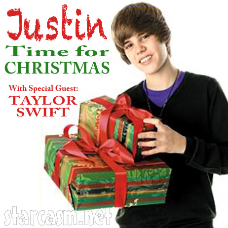 Justin Bieber on Justin Bieber Christmas Album Justin Time For Christmas