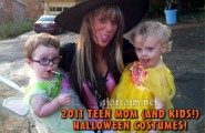 2011 Teen Mom Halloween costumes
