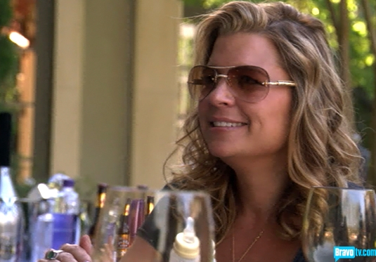 Dana Wilkey's infamous $25,000 sunglasses from The Real Housewives of Beverly Hills