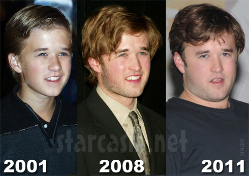 Haley Joel Osment photos through the years 2001 2008 2011