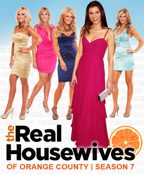 The Real Housewives of Orange County Season 7 with Heather Dubrow