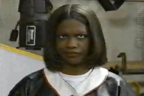 Kandi Burruss rolls her eyes in her appearance on The Mickey Mouse Club