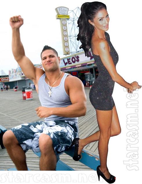 Jersey Shore's Ronnie Ortiz-Magro allegedly hooked up with Morgan Brittany Osman