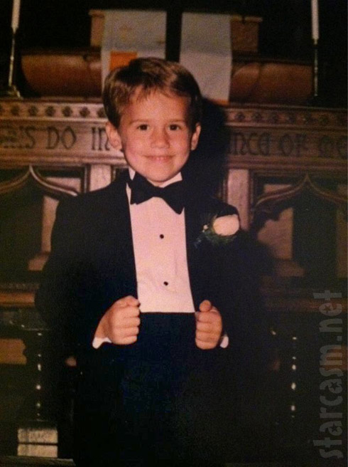 Teen Mom's Ryan Edwards childhood photo