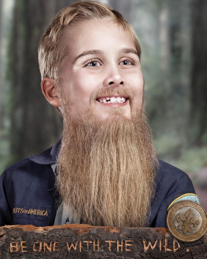 Build-A-Beard - Build-A-Beard - From Cubs to Bear(d)s