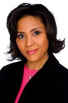 Joyce Evans of WCIX Miami and Fox 29 in Philadelphia