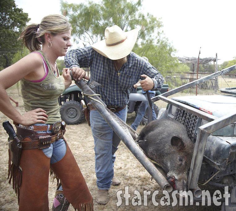 Leah Penick American Hoggers