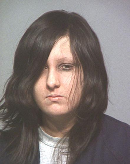 Mug Shot Raven Larrabee