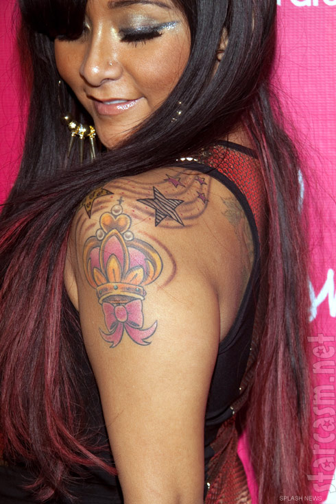 Snooki-tattoo