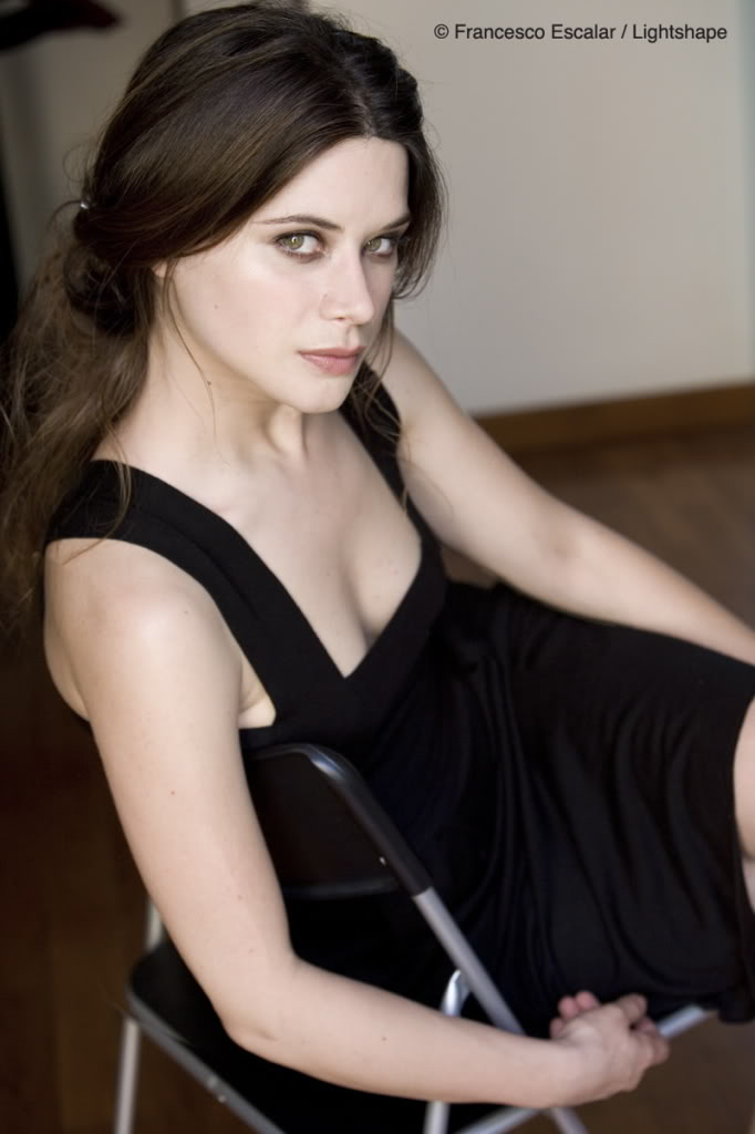 True Blood's Salome played by Valentina Cervi