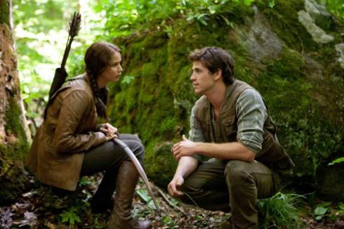 The Hunger Games Primer Meet Jennifer Lawrence As Katniss