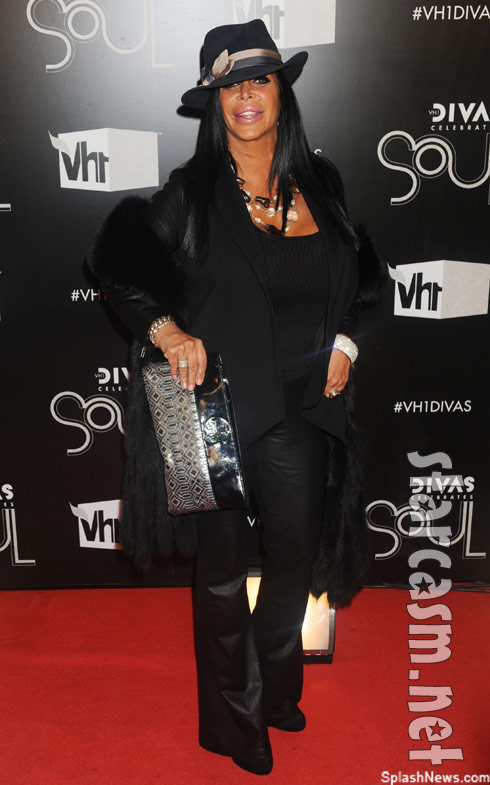 "Mob Wives Angela ""Big Ang"" Raiola"