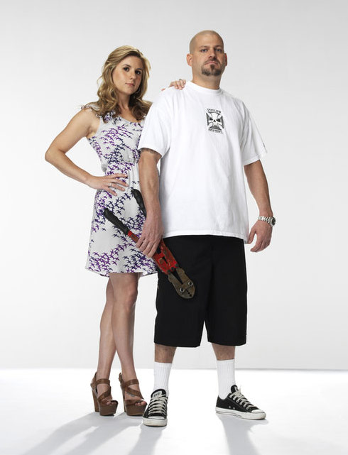 Storage wars couple Brandi Passante and Jarrod Schulz