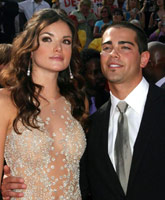 Courtney Robertson Jesse Metcalfe thumbnail