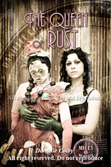 American Pickers Danielle Colby-Cushman Queen of Rust poster