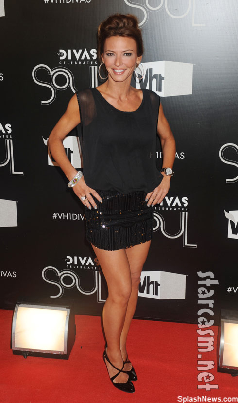 Mob Wives Drita D'Avanzo attends VH1 DIVAS Celebrates Soul