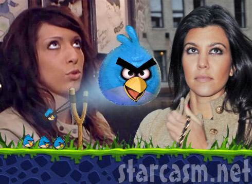 Teen Mom Farrah Abraham attacks Kourtney Kardashian on Twitter