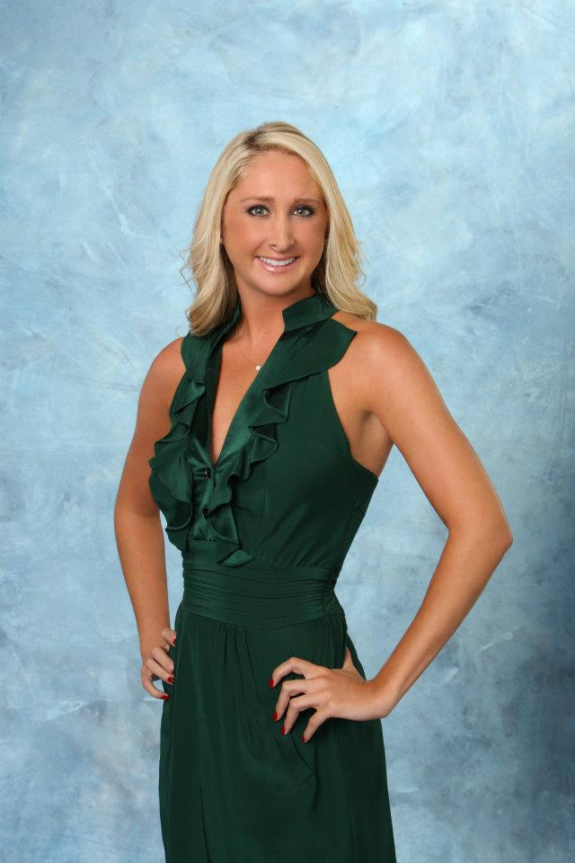 The Bachelor 16 contestant Jaclyn Swartz from the Ben Flajnik season 2012