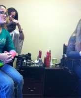 Teen Moms Jenelle Evans and Kailyn Lowry get ready for Pasion apparel event