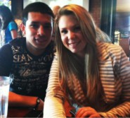 Kailyn Lowry and Javi Marroquin together in Fayetteville North Carolina