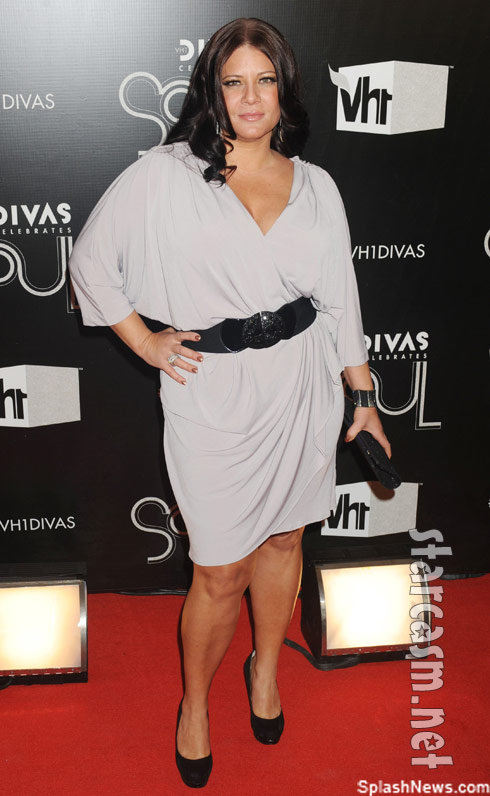 Mob Wives Karen Gravano attends VH1 DIVAS Celebrates Soul