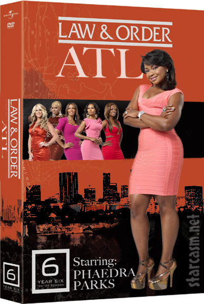 Phaedra Parks spin-off series Law and Order ATL based in Atlanta