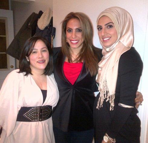 All-American Muslim star Nina Bazy Aliahmad