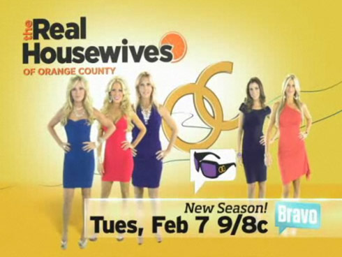 Real Housewives of Orange County Season 7 promo photo from the preview trailer