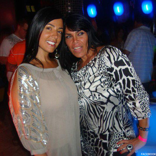 Mob Wives Ramona Rizzo and Renee Graziano