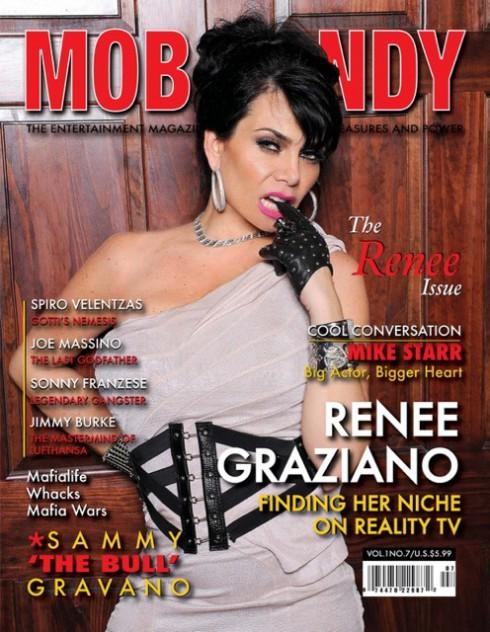 Mob Wives Renee Graziano