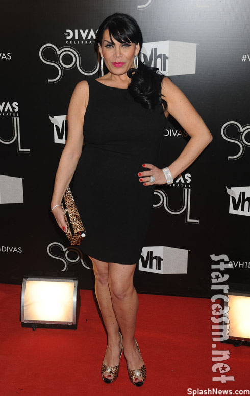 Mob Wives Renee Graziano attends VH1 DIVAS Celebrates Soul