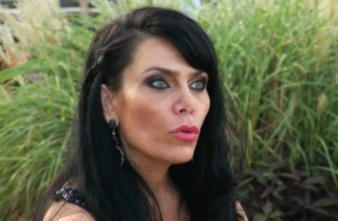 Mob Wives Renee Graziano plastic surgery photo