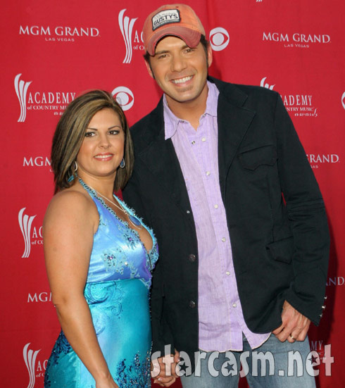 Tammy and Rodney Atkins