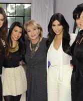 Barbara Walters Kardashians