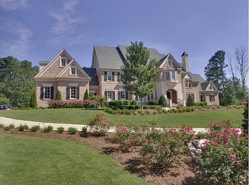 Kim Zolciak dream home