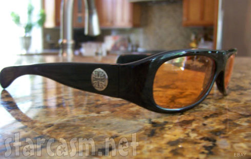 Barry Weis glasses from eBay