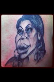 Big Ang tattoo2