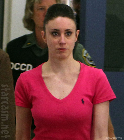 Casey Anthony photo