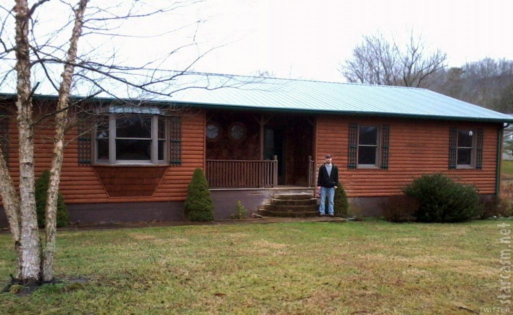 PHOTOS Teen Mom 2's Corey Simms Buys A New House