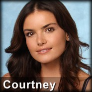 The Bachelor contestant Courtney Robertson from Season 16 with Ben Flajnik