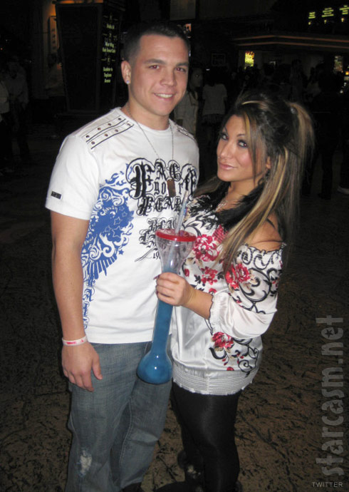 Does Deena Nicole Cortese have a new boyfriend?