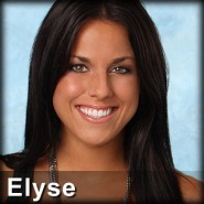 The Bachelor contestant Elyse Myers from Season 16 with Ben Flajnik