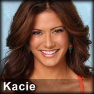 The Bachelor contestant Kacie Boguskie from Season 16 with Ben Flajnik