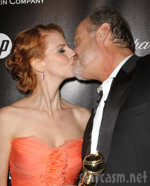 Kelsey Grammer and Kayte Walsh announce they're expecting twins