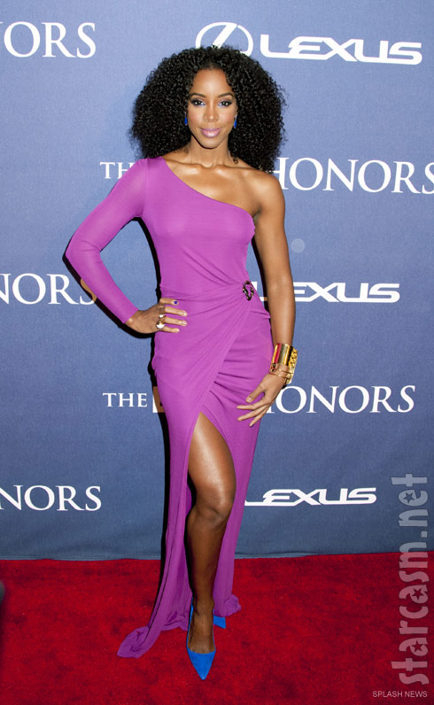 Kelly Rowland 2012 BET Honors