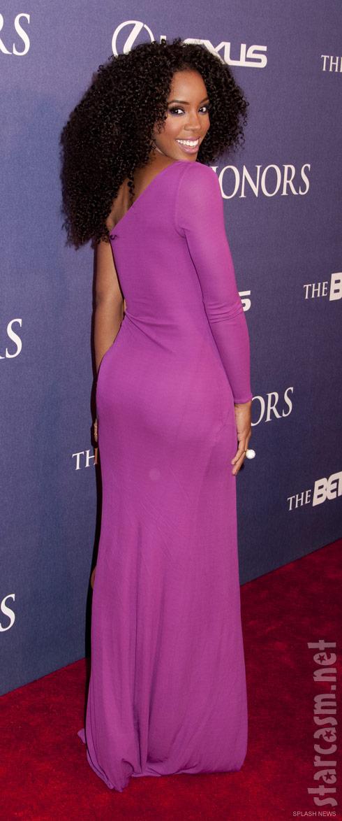 Kelly Rowland badonkadonk