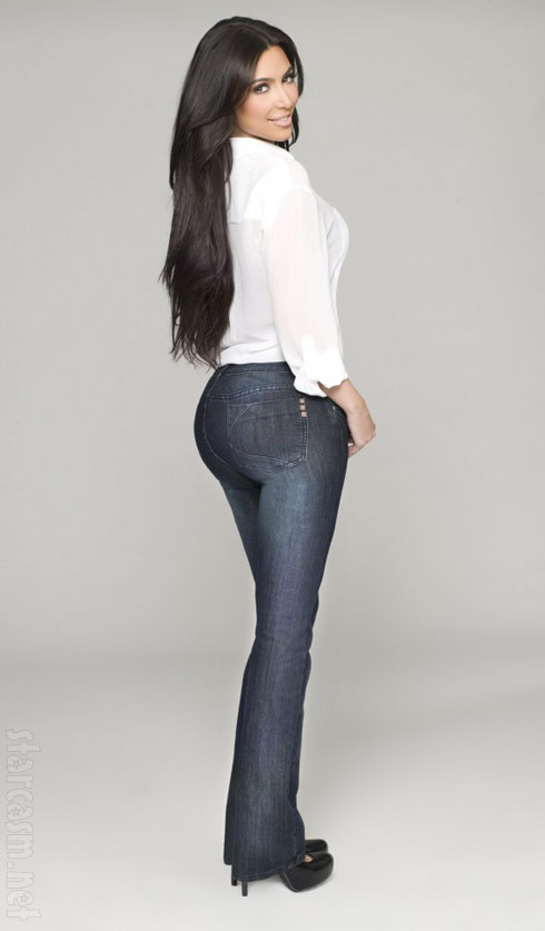 Kim Kardashian Kollection jeans photo